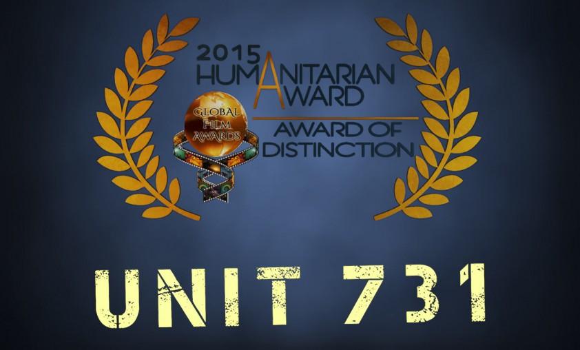 Unit 731 Humanitarian Award